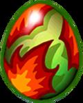 Autumn Dragon Egg