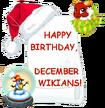 DecemberBirthdayCake