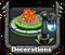 Decorations icon