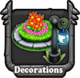 Decorations icon