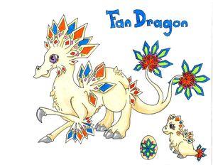 Fan Dragon