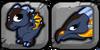 Meteor Dragon Icon