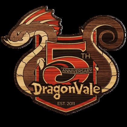 5thAnniversaryDragonValeLogoFromBackflipStudios