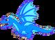 BlueFireDragonAdult
