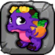 Bouquet Dragon Baby Icon
