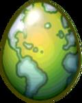 Zombie Dragon Egg