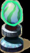 Ghostly Lichen Pedestal