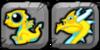 Lightning Dragon Icon