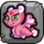 Love Dragon Baby Icon