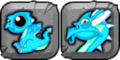 Plasma Dragon Icon