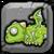 Zombie Dragon Baby Icon