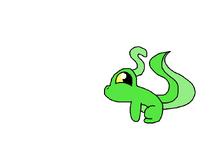 Chrysalis Dragon Baby