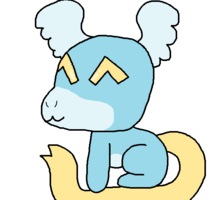 Snowshoe Dragon Baby
