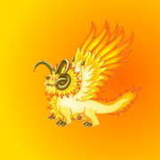 Sun Dragon Render awesome