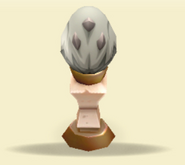 Wooly Pedestal
