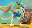 Hieroglyph Dragon