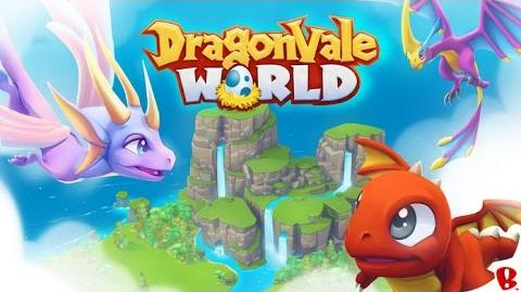 DRAGONVALE WORLD Gameplay iOS
