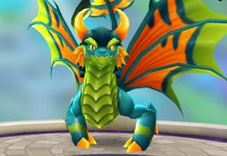 EnchantedScorpiaDragonAdult