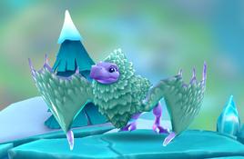 EnchantedFirDragonAdult