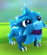BlueEnchantedRainbowDragonBaby