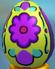 Enchanted Calavera-Egg