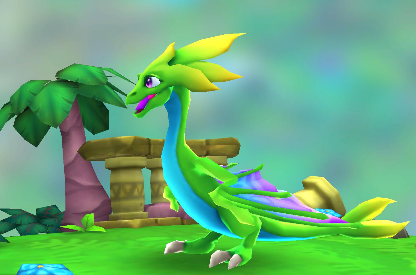 Jungle Dragon | DragonVale World Wiki | FANDOM powered by Wikia