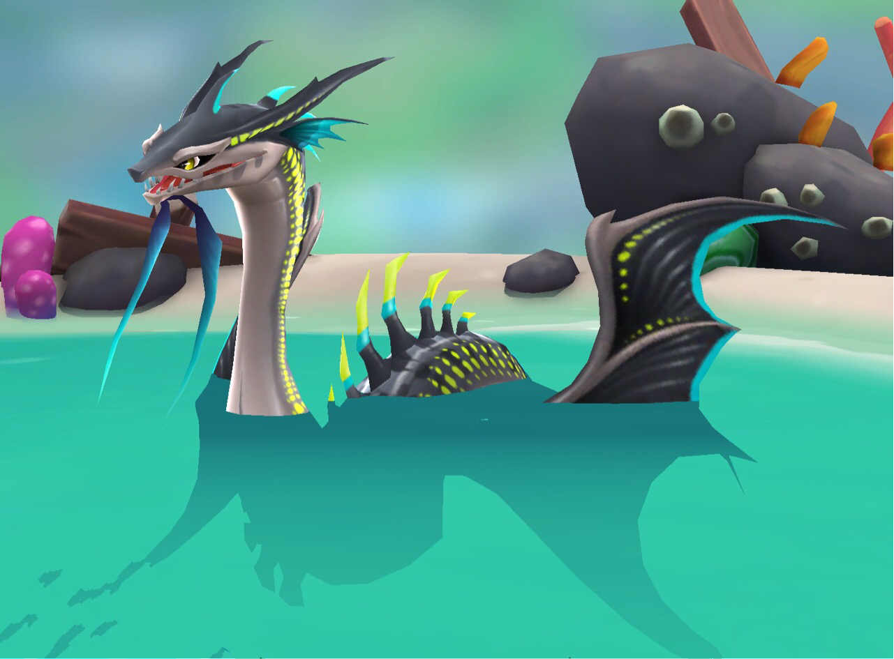 Leviathan Dragon | DragonVale World Wiki | FANDOM powered by Wikia