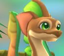 Woodland Dragon