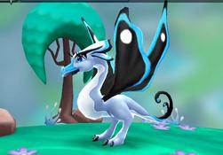 EnchantedGossamerDragonAdult