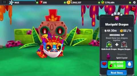 DragonVale World How To Breed A Spirit Dragon