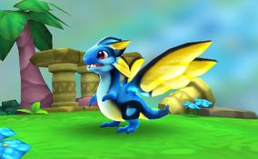 EnchantedTropicalDragonAdult