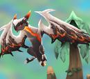 Ashfall Dragon