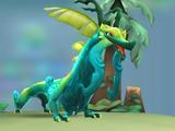 Monsoon Dragon