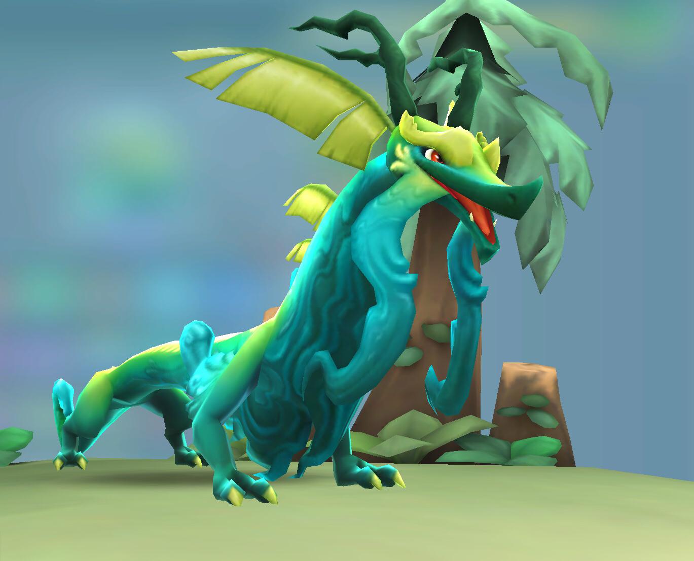 Monsoon Dragon | DragonVale World Wiki | FANDOM powered by Wikia