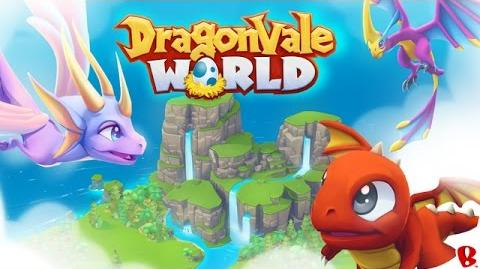 DRAGONVALE WORLD Gameplay Trailer