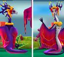 Calavera Dragon