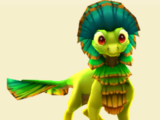 Underbrush Dragon