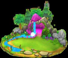 Breeding-cave