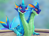 Pisceia Dragon