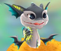 LeviathanDragonBaby