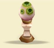Geyser Pedestal