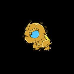 Gold sprite5