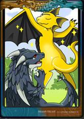 Card python oro