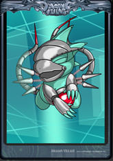 Card dragonoid