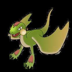 Frog sprite4