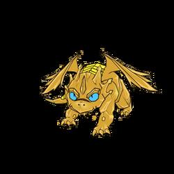 Gold sprite3