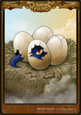 Card egg