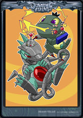 Card frankens dragonoid