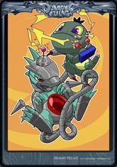 Card frankens dragonoid