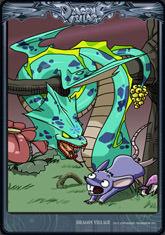 Card snake